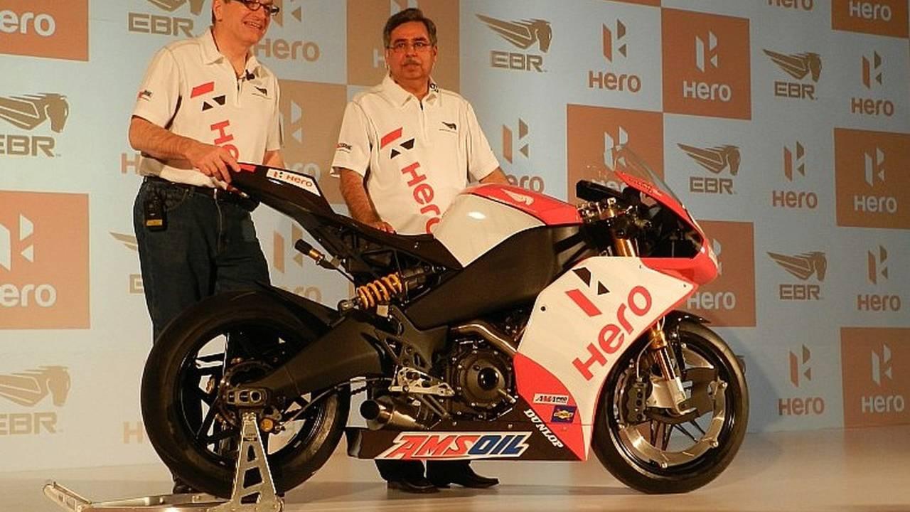 Erik Buell on Hero Moto Corp