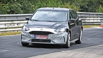 2019 Ford Focus ST Prototyp