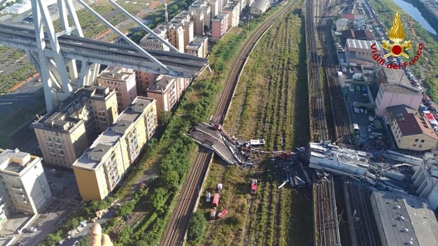Ponte Morandi: è polemica sulle concessioni autostradali. Ecco perchè