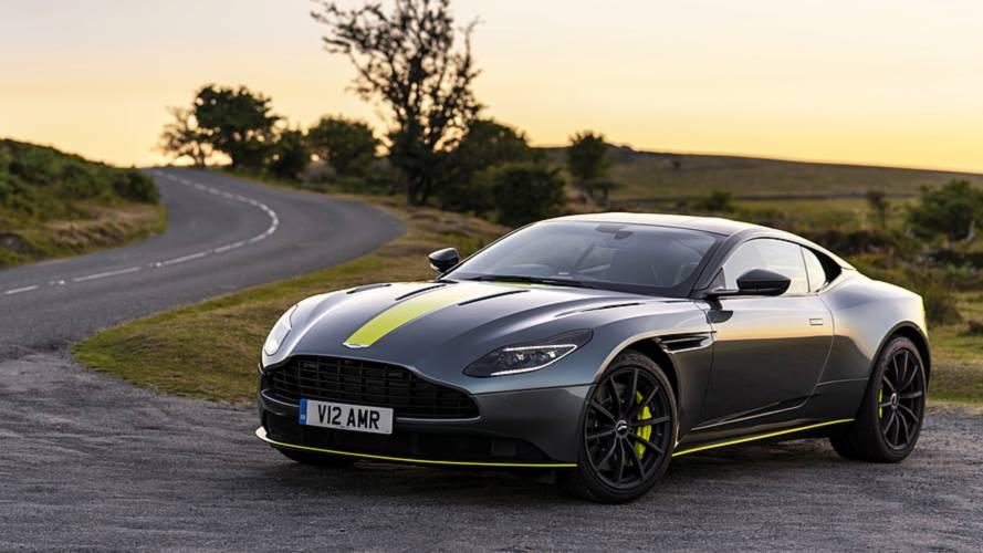 2018 Aston Martin DB11 AMR