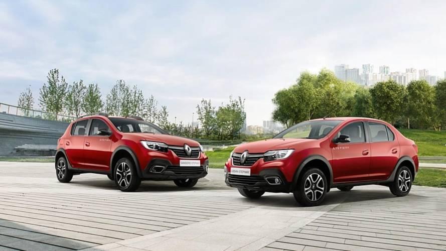 Renault отзовет в России свежие Logan и Sandero