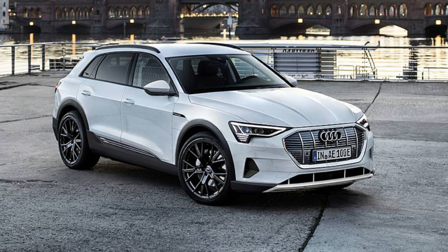 Audi E-Tron SUV Rendered As Stylish Electric SUV