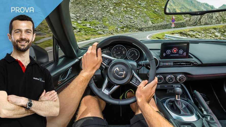"""Mazda MX-5 restyling, la sportiva che non """"infrange la legge"""""""