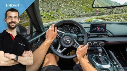 Mazda MX-5 restyling, la sportiva che non