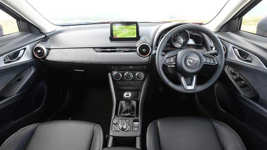 2018 Mazda Black Editions