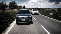 Jeep Cherokee Restyling Line Up