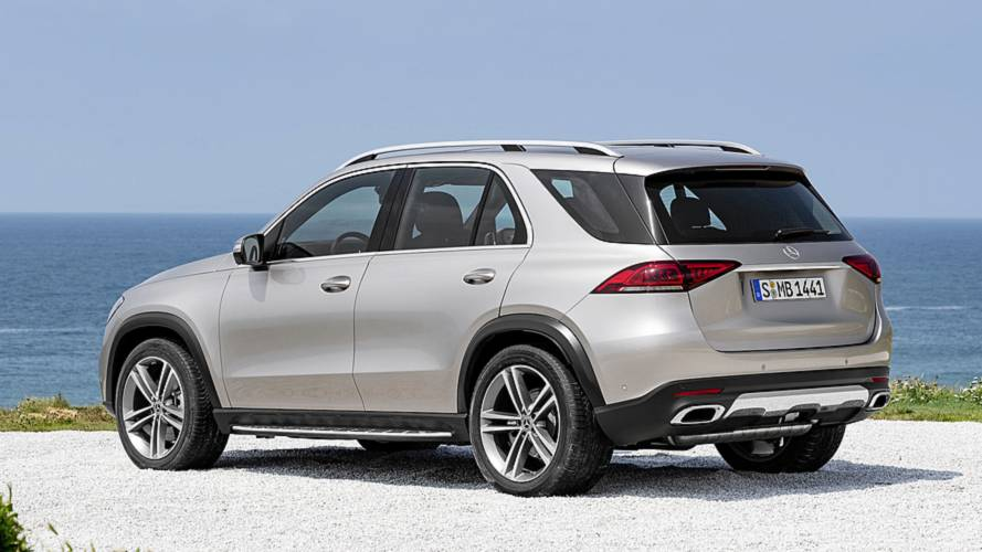 Mercedes Gle 350 4matic >> 2020 Mercedes-Benz GLE Launches With Smoother Look, Tons of Tech