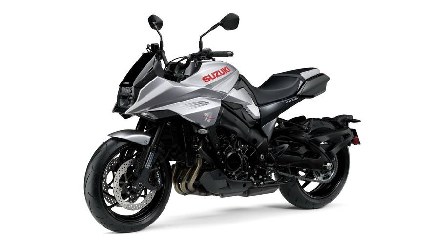 Nova Suzuki Katana é registrada no Brasil