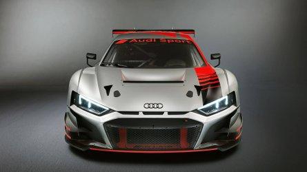 Agresszívabb megjelenést kapott az új Audi R8 LMS