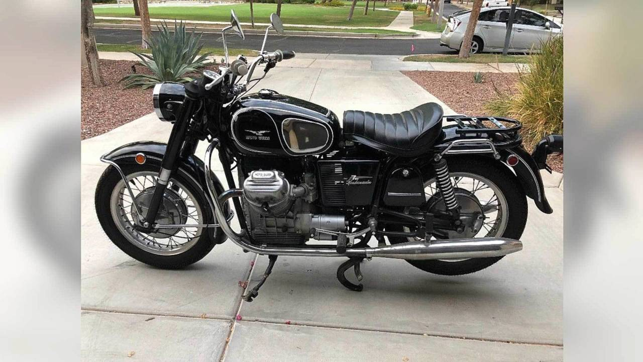Five Awesome Classic Motorcycles for Under $5,000