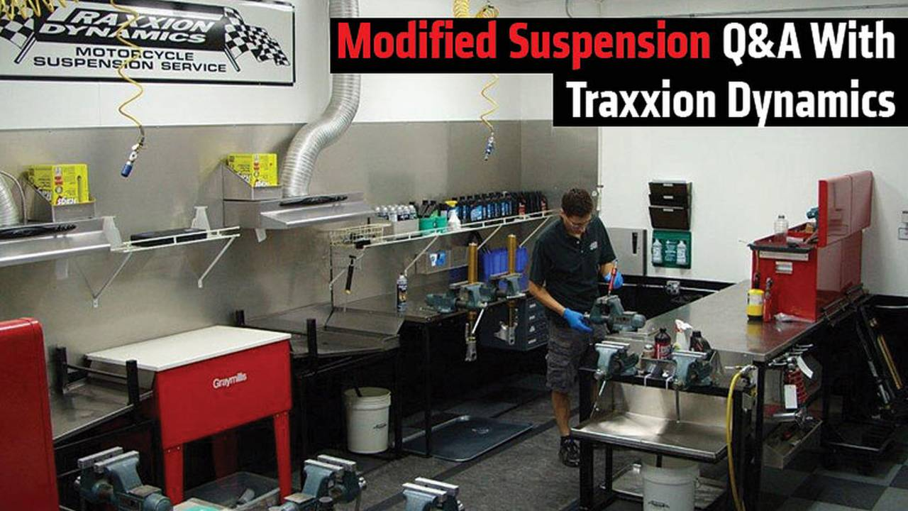 Modified Suspension Q&A With Traxxion Dynamics