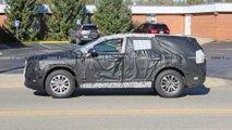 Buick New Mid-Size SUV Spy Photo