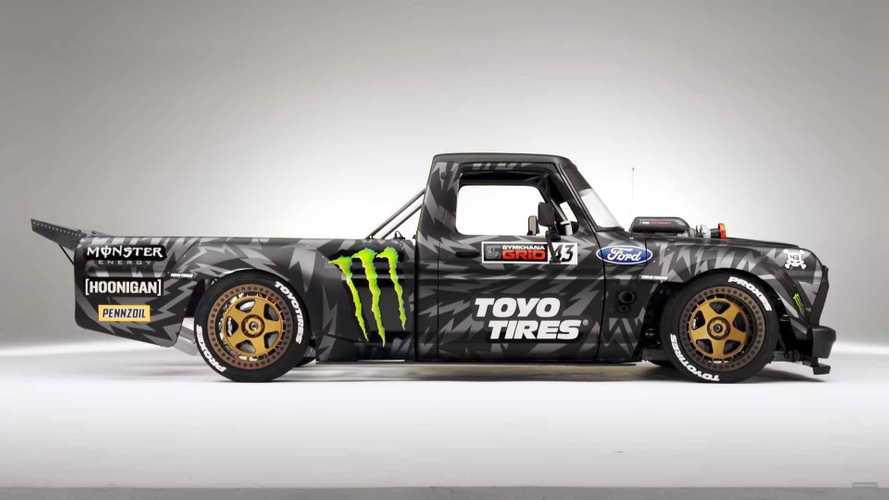 Ken Blocks F-150 Hoonitruck mit Ford-GT-Motor enthüllt