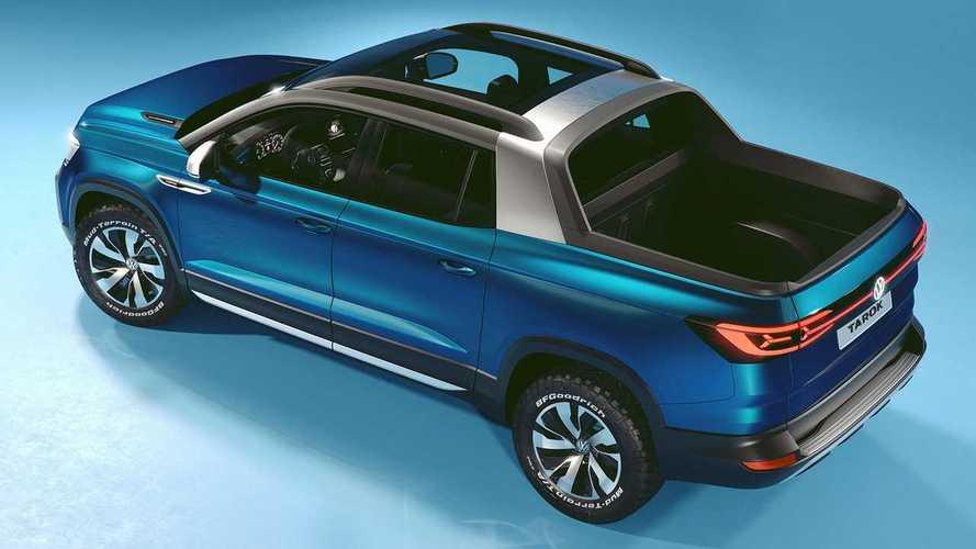 VW Tarok Concept: Der Nachfolger des Amarok?