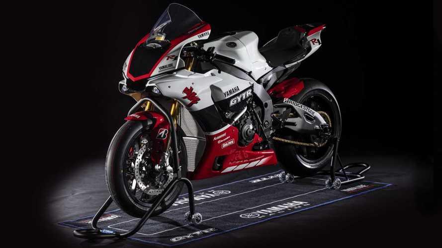 Yamaha celebra los 20 años de la YZF-R1 con una réplica de la ganadora en Suzuka