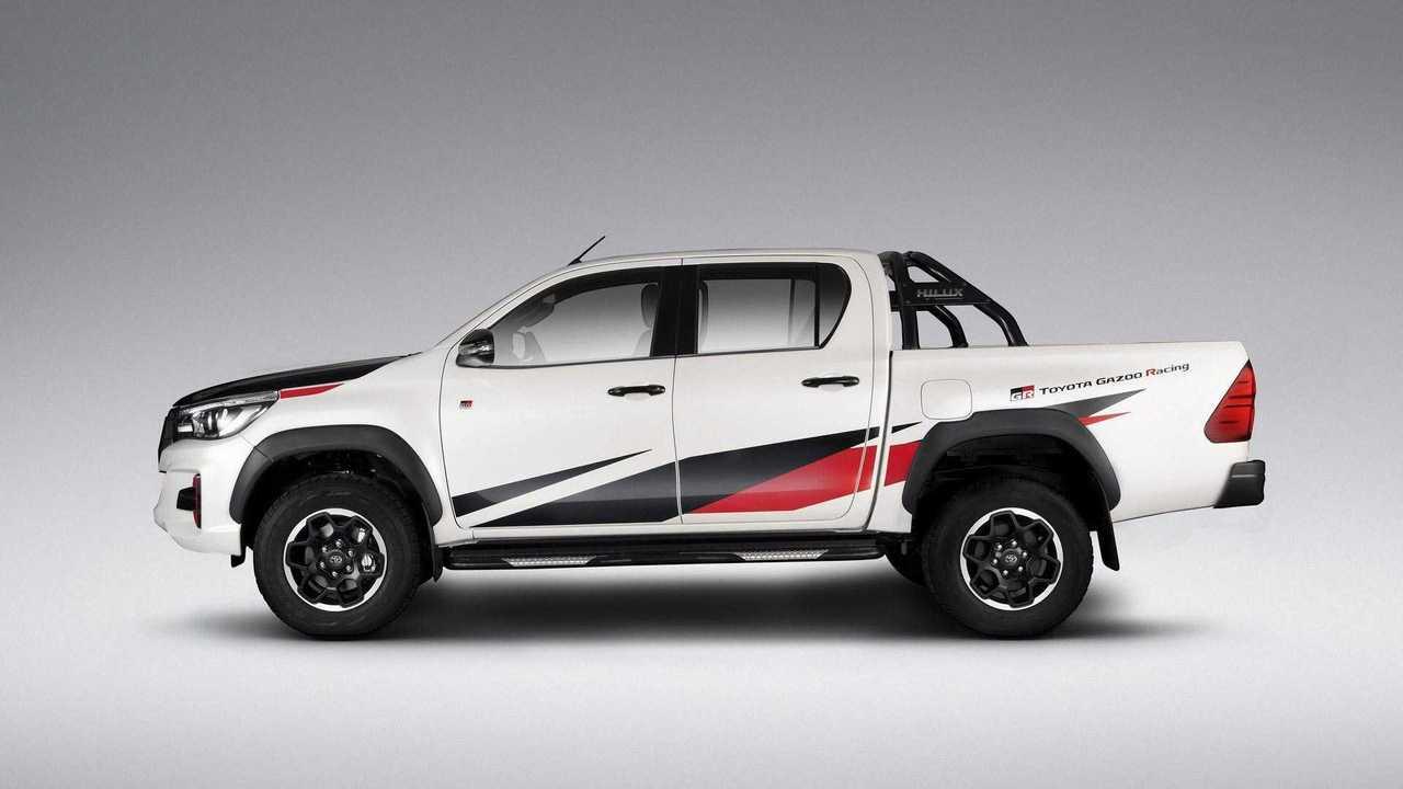 Toyota Hilux GR Sport