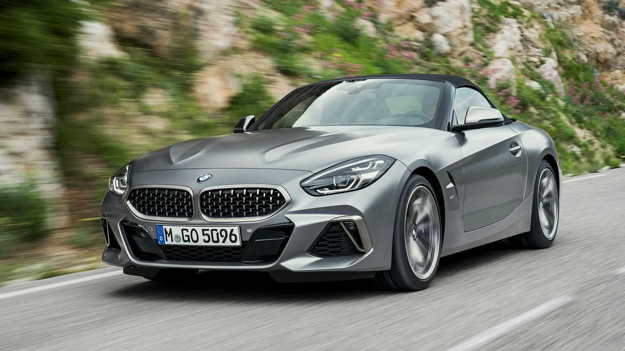 Most Expensive Bmw Z4 Costs 74 745