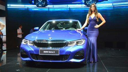 Novo BMW 330i chega em abril por estimados R$ 280 mil