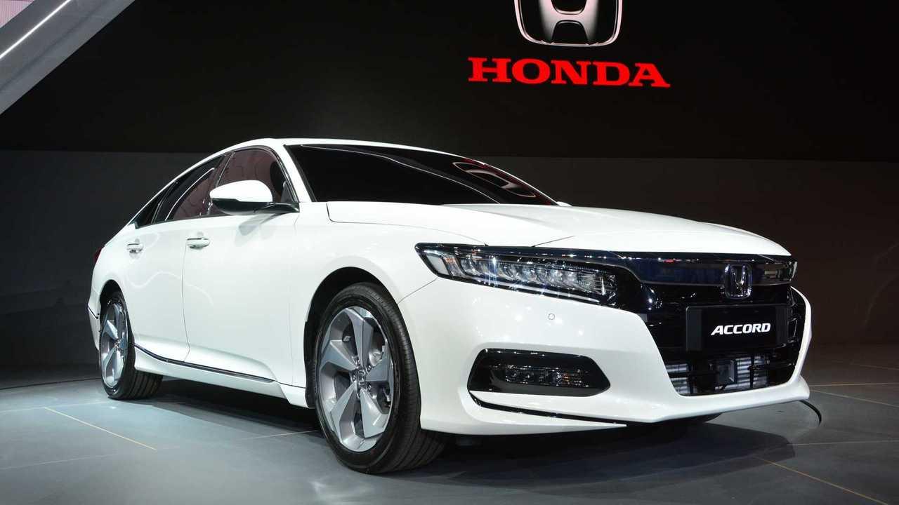 Honda Accord - Salão de SP 2018
