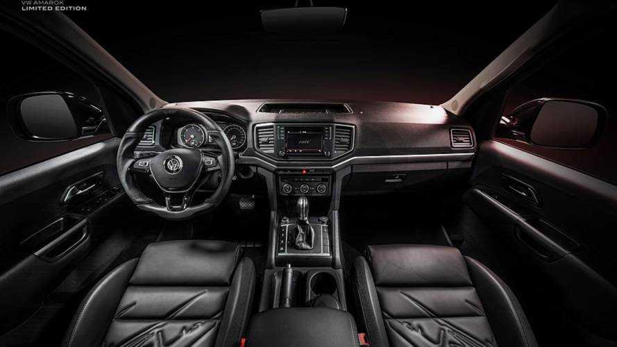 Volkswagen Amarok by Carlex Design