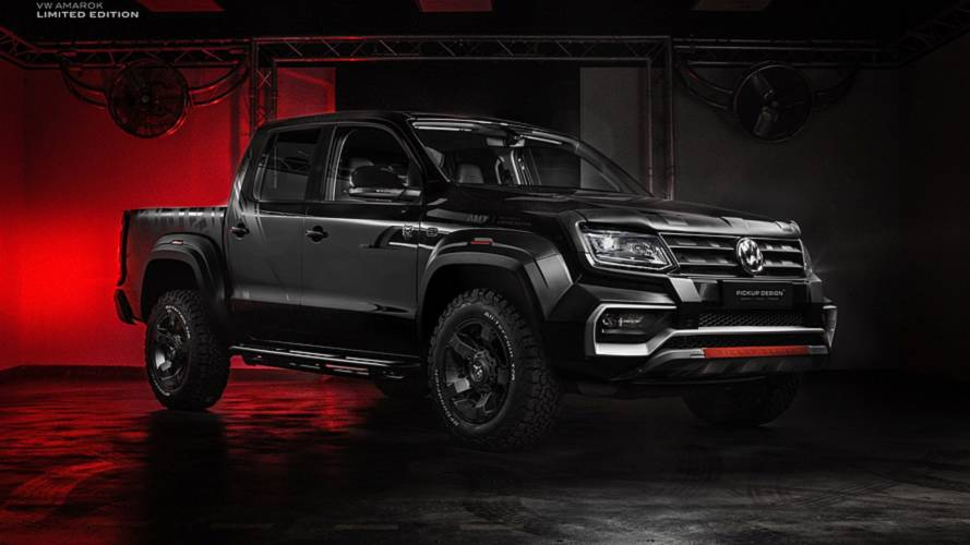 Volkswagen Amarok by Carlex Design, un pick-up de contrastes