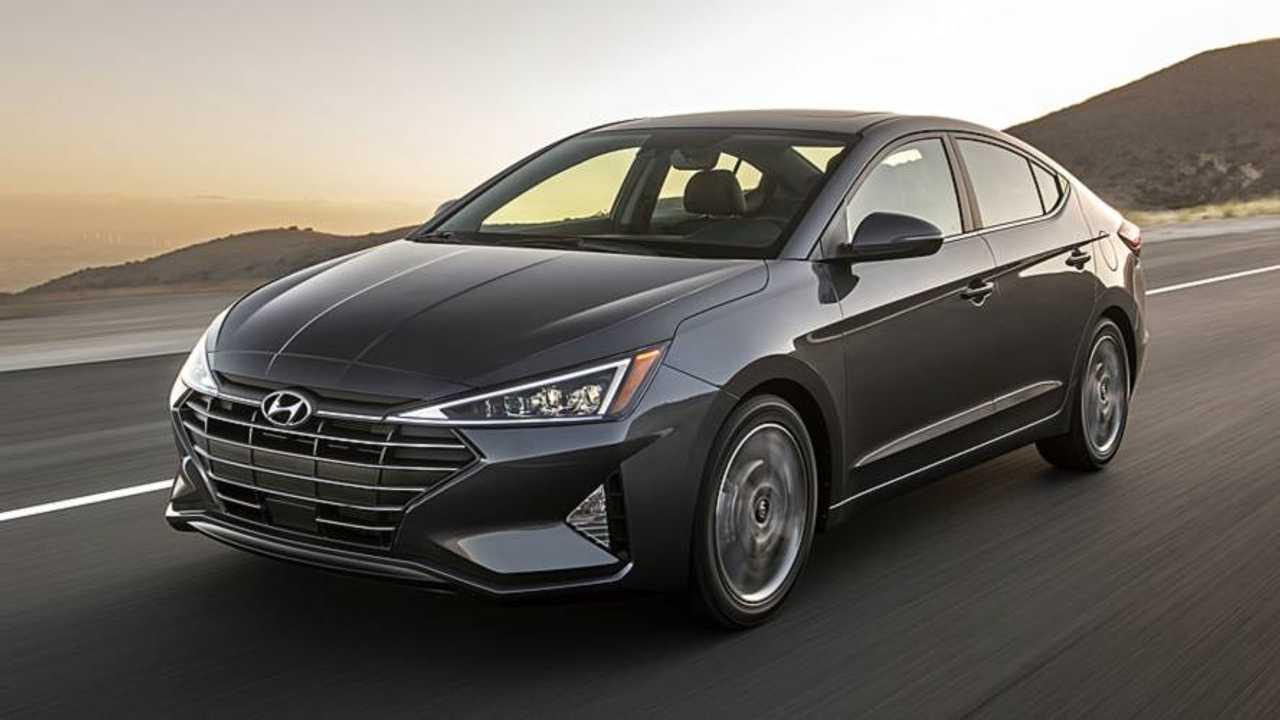 2019 Hyundai Elantra Feature