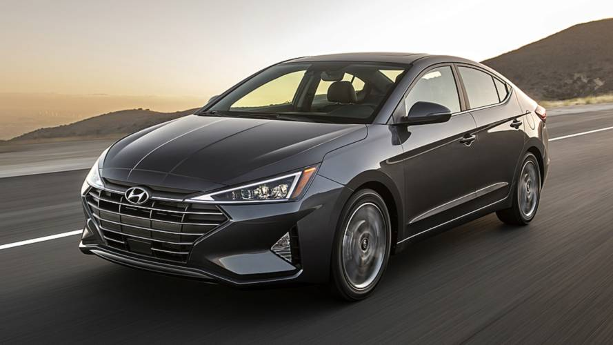 2019 Hyundai Elantra Gets Sharp New Nose More Safety Tech