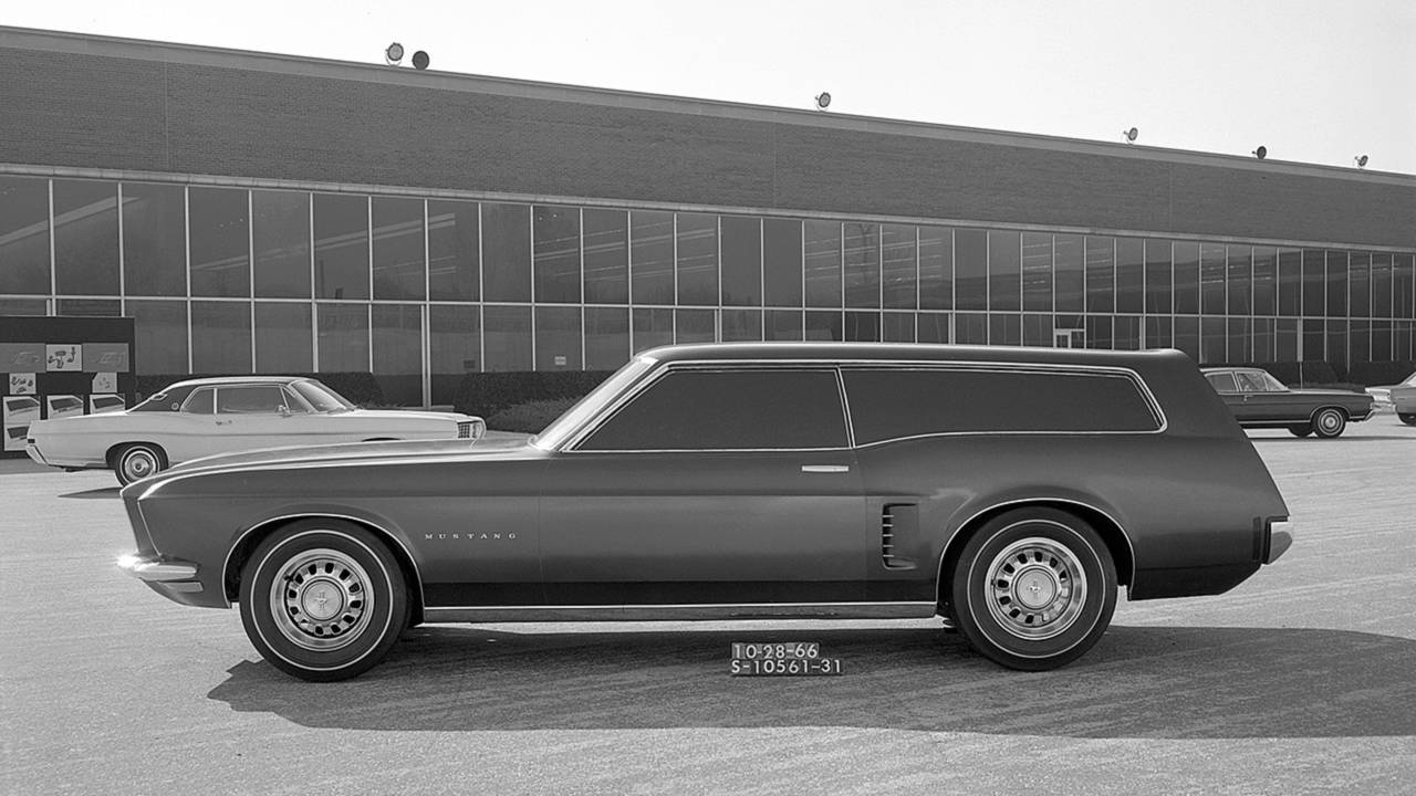 Ford Mustang Station Wagon (1966)