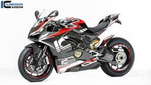Ilmberger Carbon's Ducati Panigale V4 Carbon Build