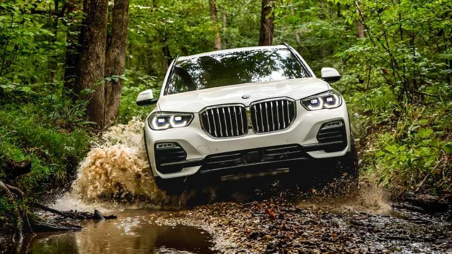 Primera prueba BMW X5 2019