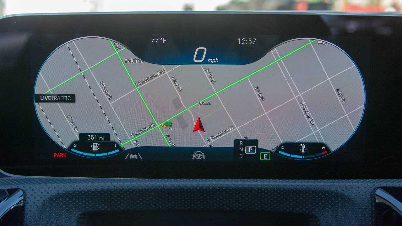 Wonky Navigation