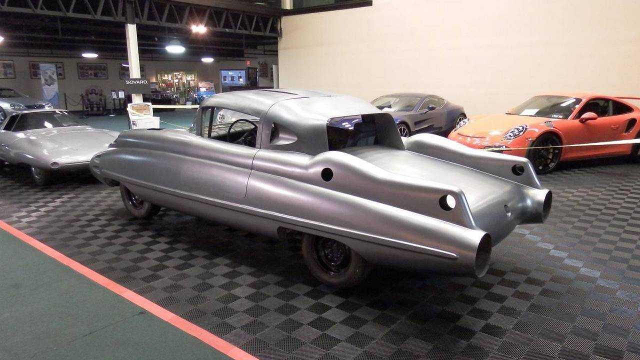 1957 Galileo Show Car