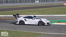 Photos espion - Porsche 911 GT2 RS Clubsport
