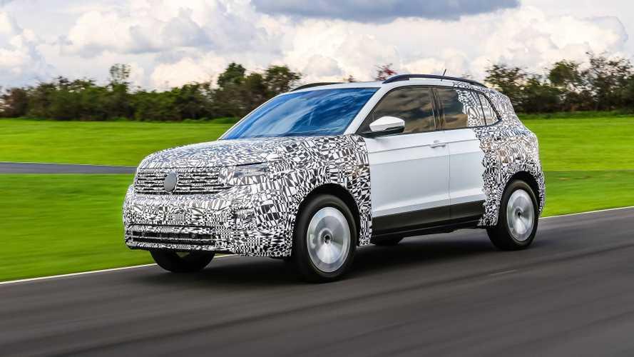 Volkswagen promete que T-Cross será referência em segurança