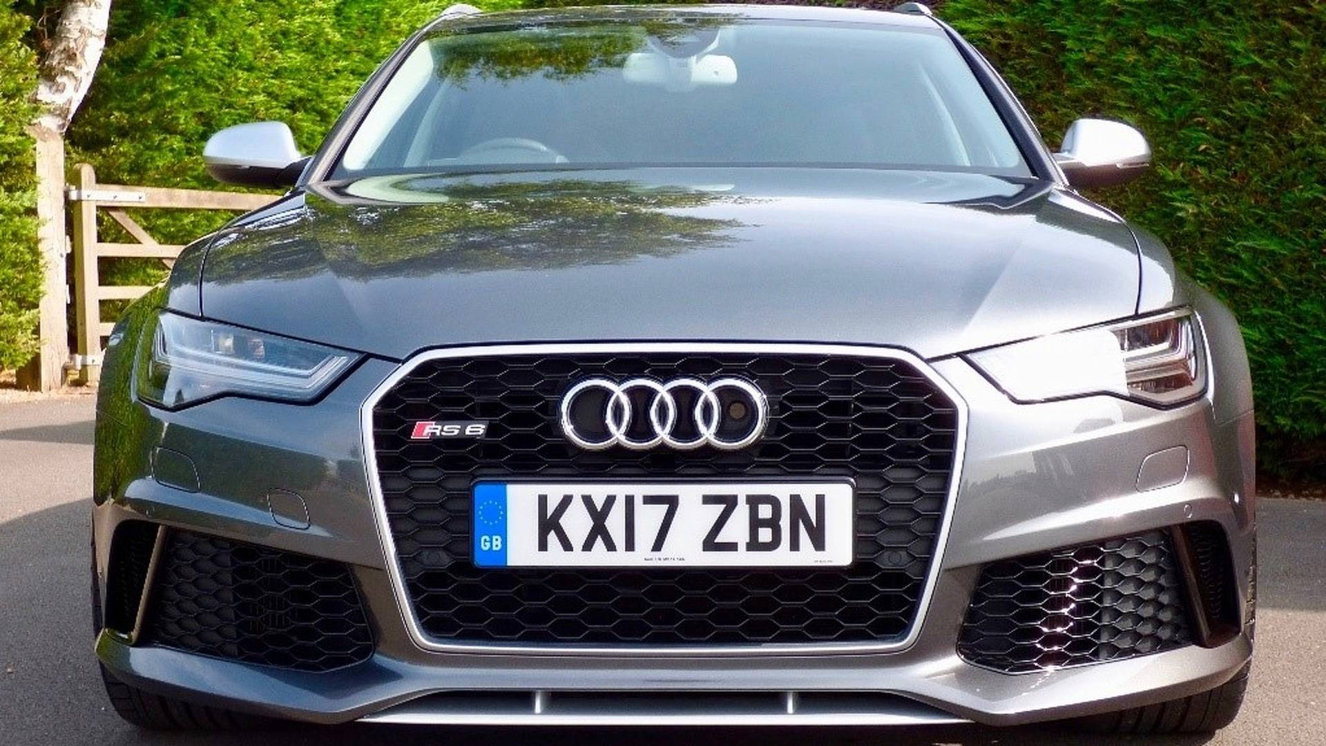 Prince Harrys Audi RS Avant Is For Sale - Audi rs6 for sale