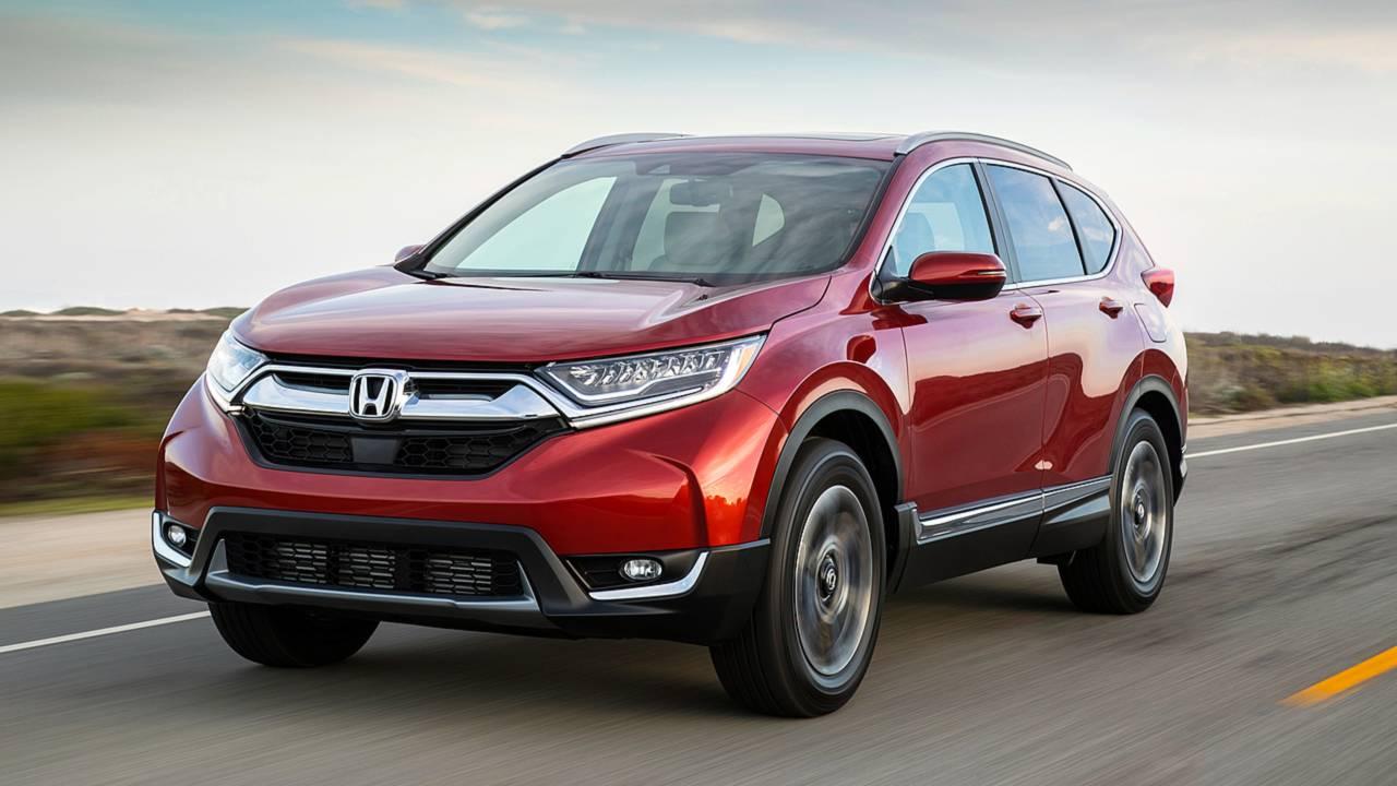 7. Honda CR-V – $2,454-$3,075