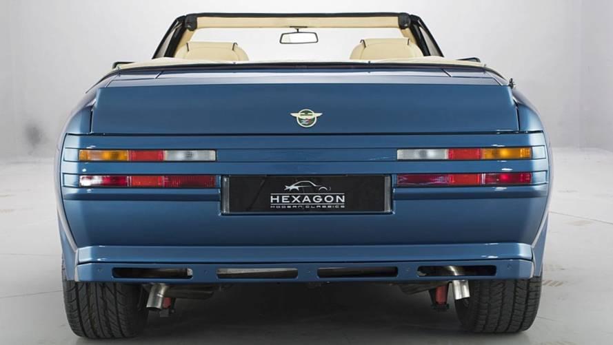 Satılık Bir Aston Martin Volante Zagato
