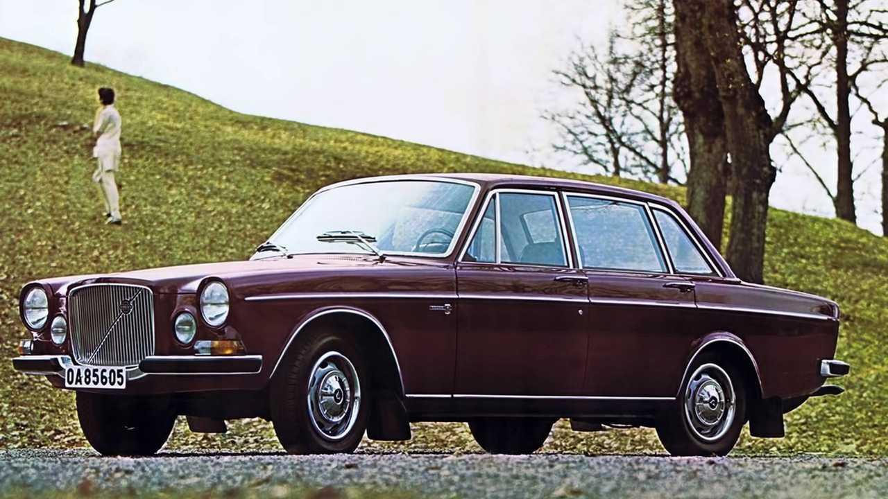 Volvo 164, le foto storiche