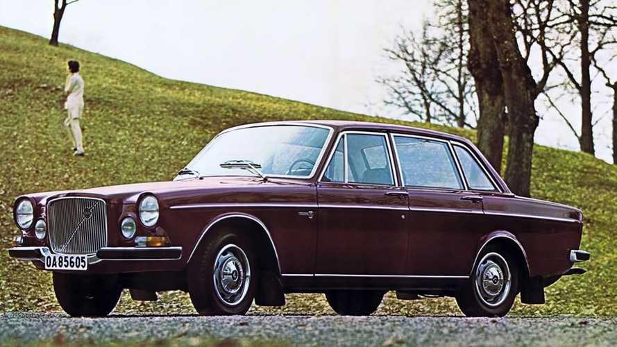 Volvo 164, la svedese