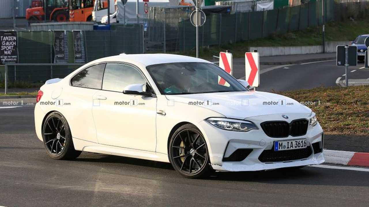 BMW M2 CS / CSL casus fotoğraf