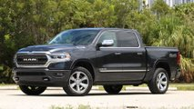2019 Ram 1500 Limited Review