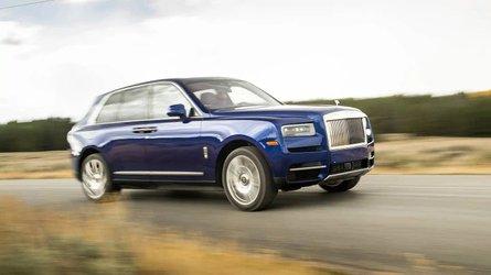 Rolls-Royce Cullinan 2019 im Test