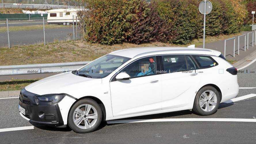 Déjà l'heure du restylage pour l'Opel Insignia ?