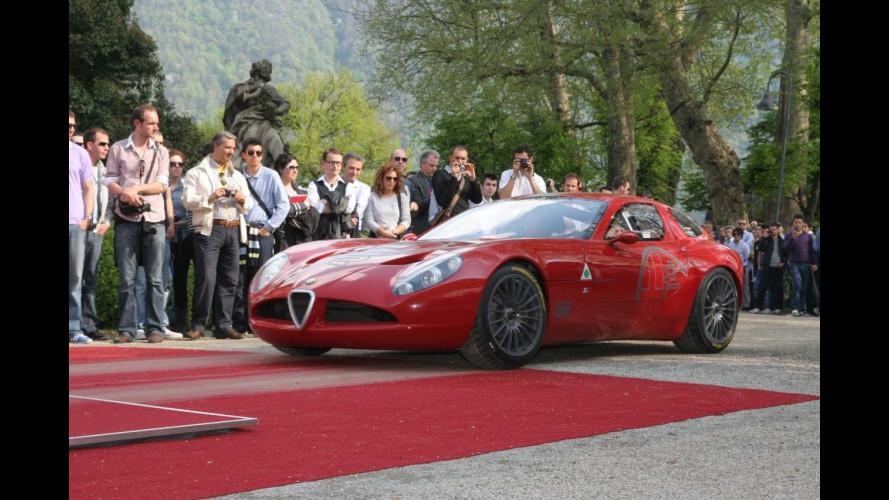 Villa d'Este 2010: Zagato vince fra le concept