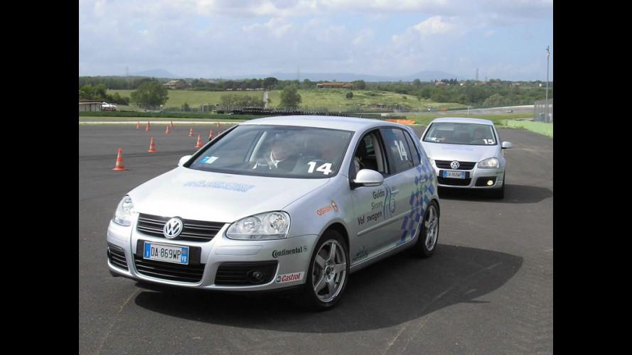 Master di guida sicura per i neopatentati