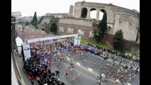 smart alla 16ema Maratona di Roma