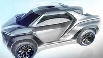2017 Yamaha Cross Hub concept