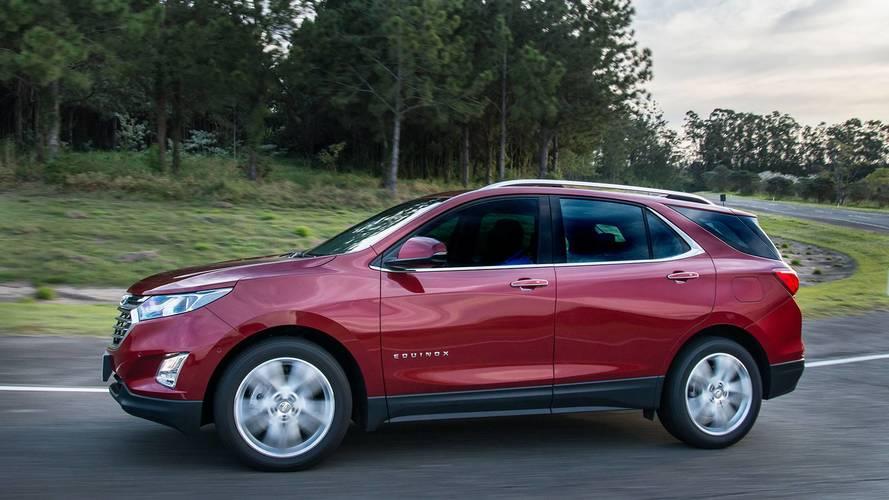 Recall: Chevrolet Equinox é chamado no Brasil por falha nos freios