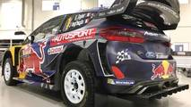 Ford Fiesta WRC Autosport International