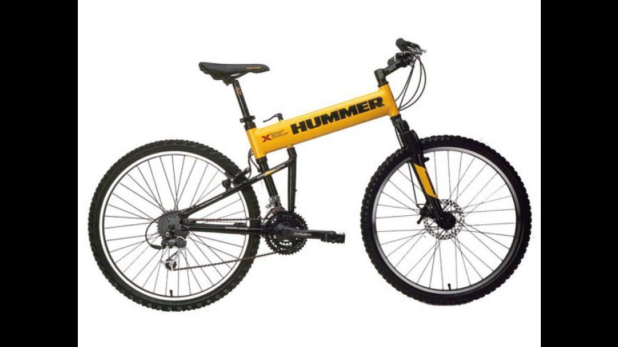 Hummer Mountain Bike